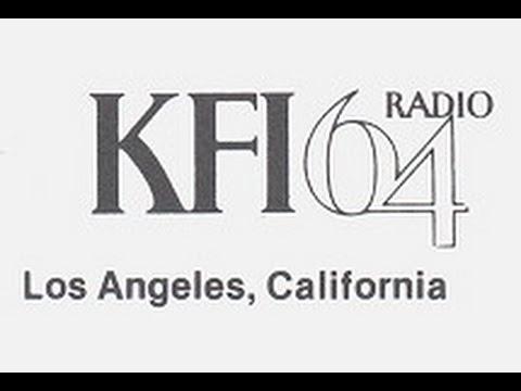 KFI AM640 Los Angeles - Anita Kerr Custom Jingle Package - 1973