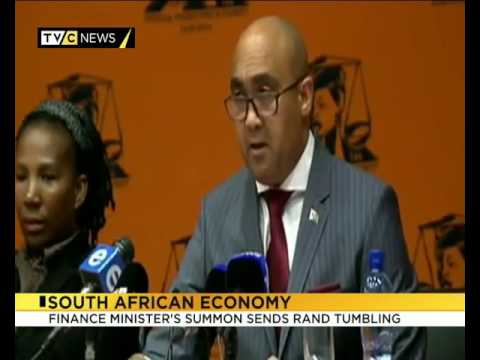 Business Zone | South African Rand Issue