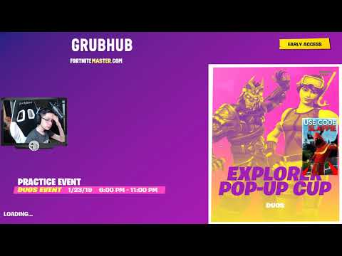 100 PLAYERS CRUSHED BY THE CUBE AT THE SAME TIME! Fortnite Battle Royale Highlights