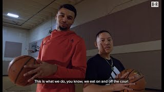 The Crossover: Chef Eddie Huang, Jamal Murray Dish on What Inspired Their Come Up