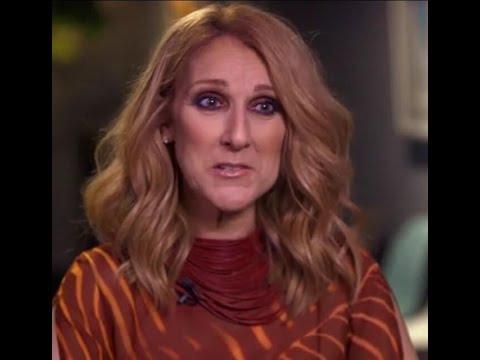 Celine Dion on CBS Sunday Morning, October 9, 2016