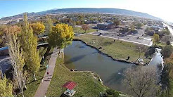 Riverwalk Park in Grants, NM