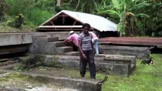 Grenada Cocoa Drying