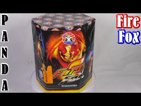 Panda Fire Fox - 19 Schuss Cake [Full HD]