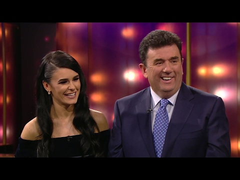 Des Cahill and Karen Byrne | The Dessie Swim | The Ray D'Arcy Show