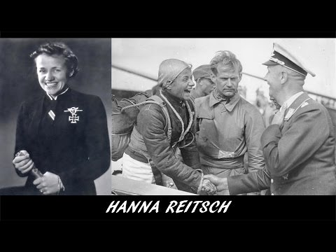 Video from the Past [08] - Hanna Reitsch Interview (1976)