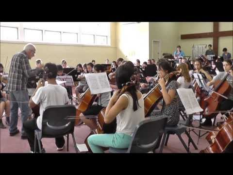 SYO PHILHARMONIC CAMP 23-02-2014