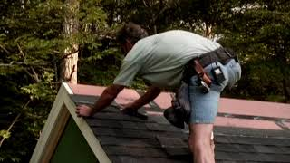 How to Install the Architectural Shingles