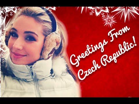 I'm in CZECH REPUBLIC | Follow Me Around Europe!