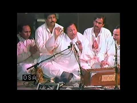 Oh Disdi Kulli Yaar Di (Punjabi Geet) - Ustad Nusrat Fateh Ali Khan - OSA Official HD Video
