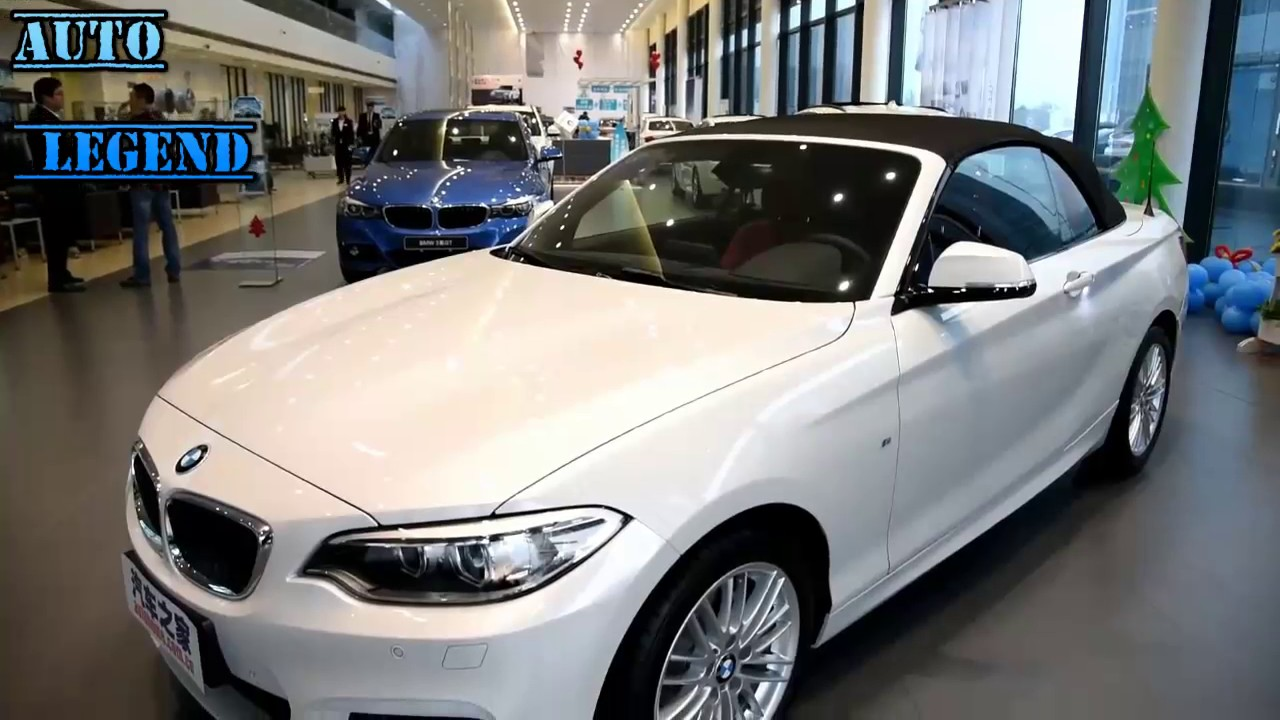 2017 Bmw 2 Series 220i Coupe M Sport Walkaround Review