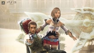 Final Fantasy 12 Last Battle + Ending PS3 HD 720p