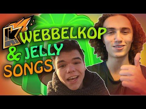 Kwebbelkop & Jelly Songs