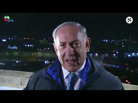 Netanyahu Joins Trump's 'War on Christmas': Israel Is a Country That 'Says Merry Christmas'