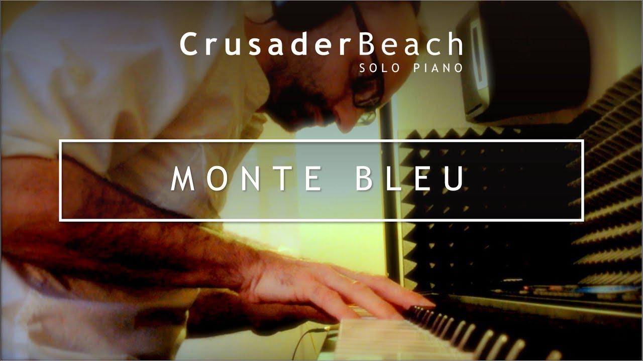 Crusaderbeach Monte Bleu Modern Upbeat Instrumental Piano Music Youtube