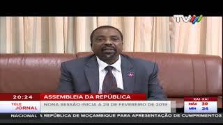 Assembleia da República: Nona sessão inicia a 28 de Fevereiro de 2019
