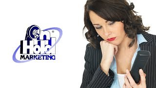 On Hold Messaging - Marketing On Hold Messaging