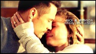 jack & amanda | infinity times infinity ∞