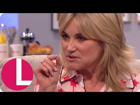 Anthea Turner Shares What She Learnt From Her Divorce | Lorraine