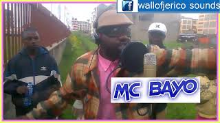 Mc Bayo  Dubplate for wall of jerico sounds_Light at the end of the tunnel
