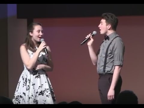 Maiah and Mason's Senior Spotlight Recital 2017