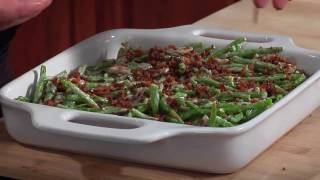 Southwest Green Bean Casserole