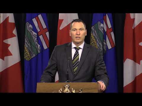 Alberta Response to North American Trade Agreement