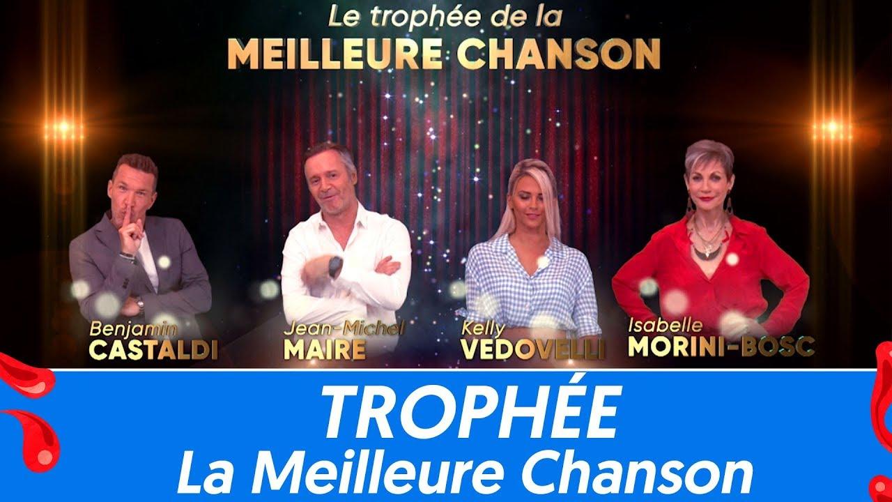 TPMP : Kelly Vedovelli, Jean-Michel Maire... Qui a remporté le Trophée de la meilleure chanson?