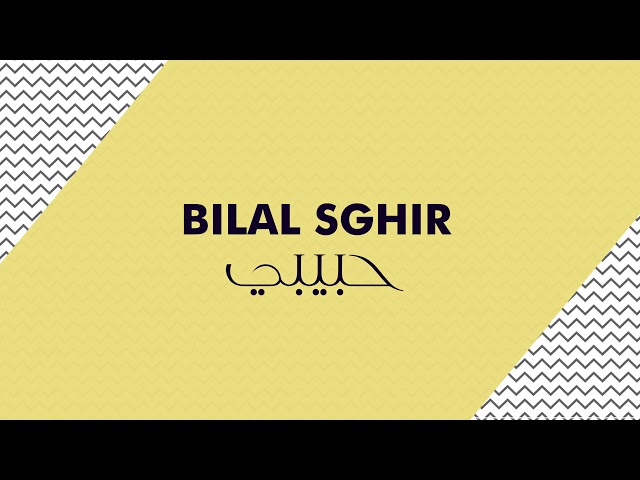 Bilal Sghir (habibi -حبيبي) par gosto production