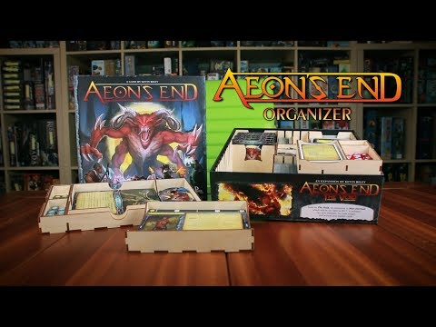 Aeon's End Organizer Product Tour
