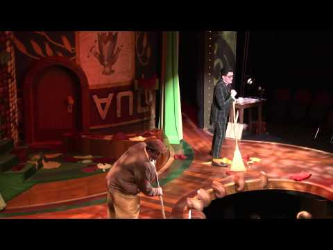 Colorado State University Theatre Production of A Year with Frog and Toad