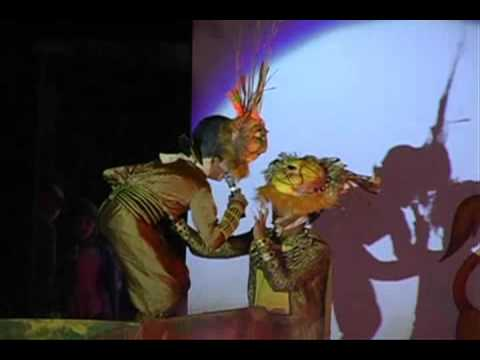 Stampede Lion King Indus Day 2011 Pune Youtube