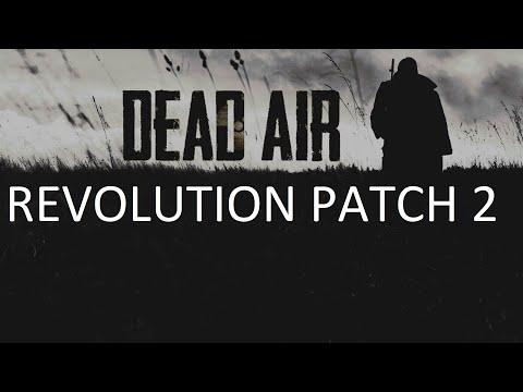 "Dead Air Revolution Patch 2 #04 ""Тёмная Лощина,медсумка для Шустрого,винтовка для Споры,цз Гонты"""