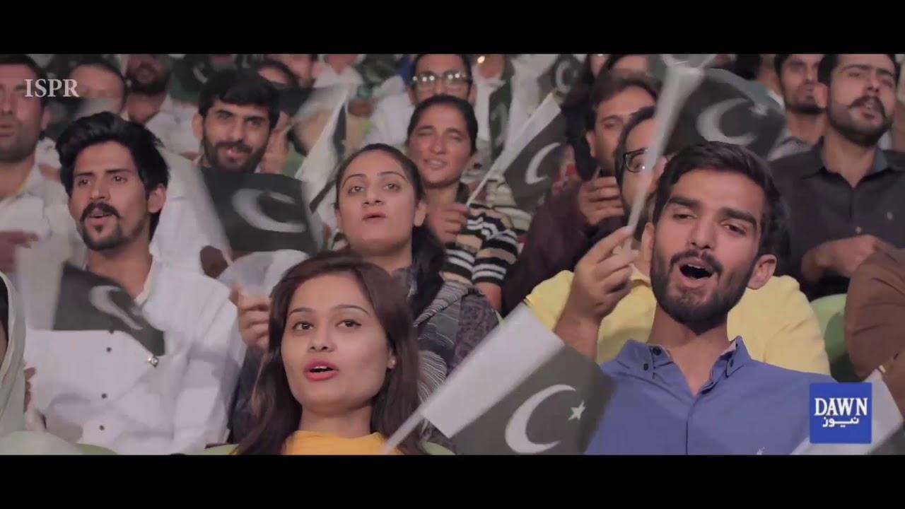 Ae Watan Tera Bhala Ho   Pak Army Release New Song On 14th August 2017  (Full HD)
