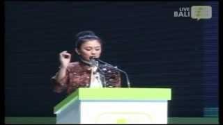Video Global Youth Forum Bali 2012- Agnes Monica download MP3, 3GP, MP4, WEBM, AVI, FLV November 2017