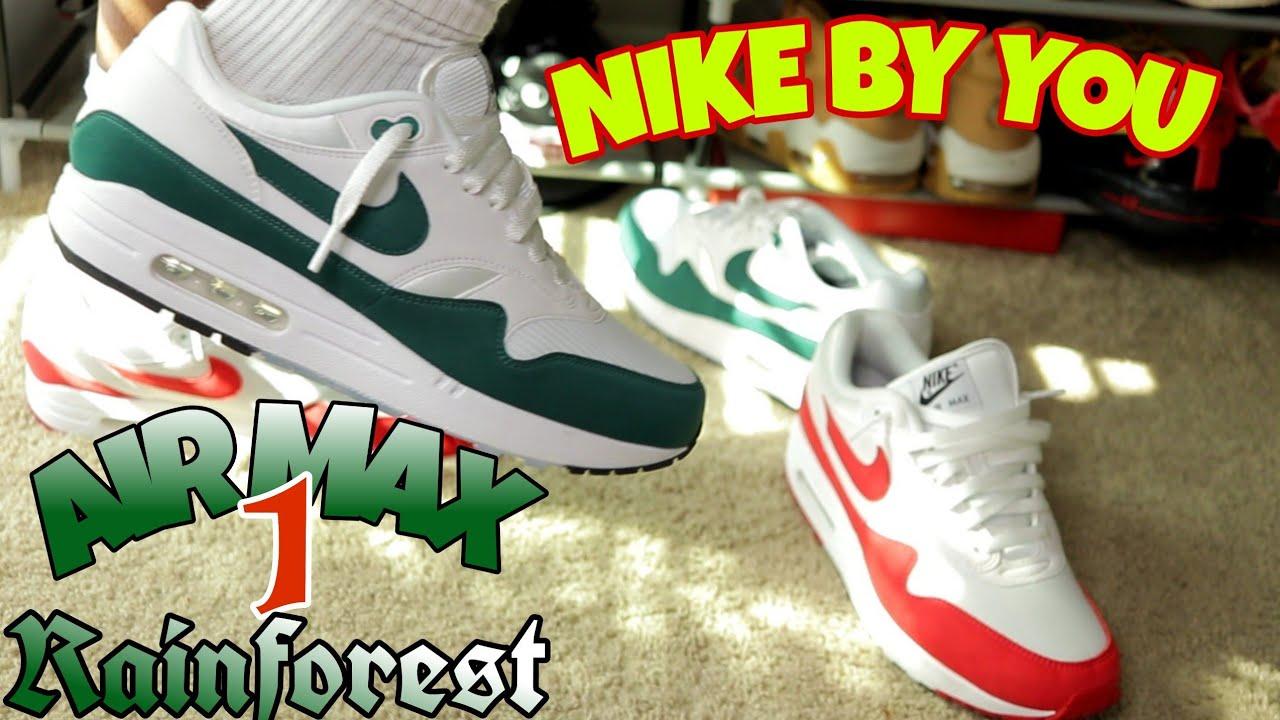 docena Pero Vagabundo  Nike By You Air Max 1 on FOOT