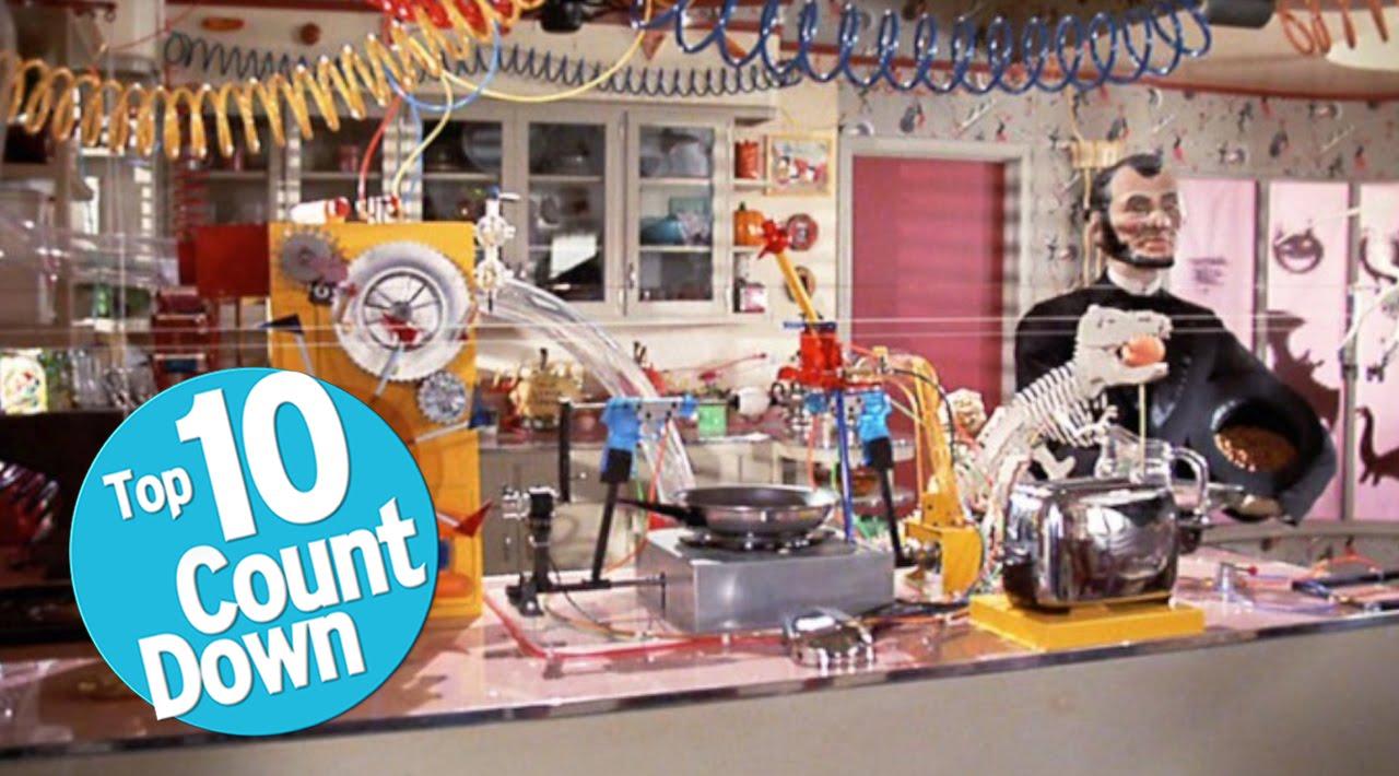 Worksheet Rube Goldberg Videos top 10 rube goldberg machines in movies youtube movies