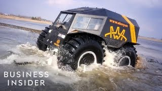 Russian SHERP ATV Can Save Lives In Dangerous Conditions thumbnail