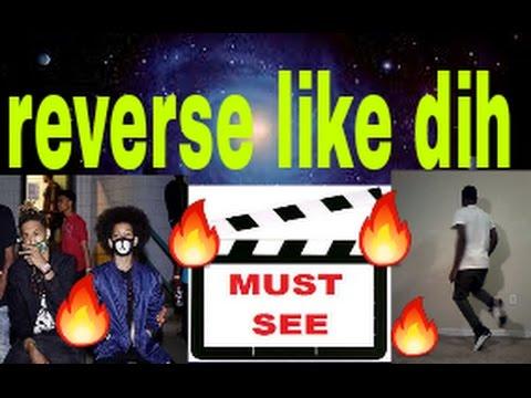 Reverse Like Dih challenge - dance ft ayo & teo
