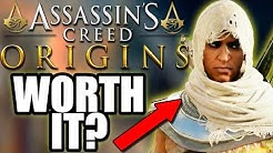 Is Assassin's Creed Origins ACTUALLY Good & Worth It? Review