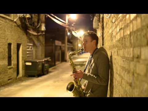 "BEATBoX SAX -""Stand By Me""- Solo Sax and Voice (no overdubs)"