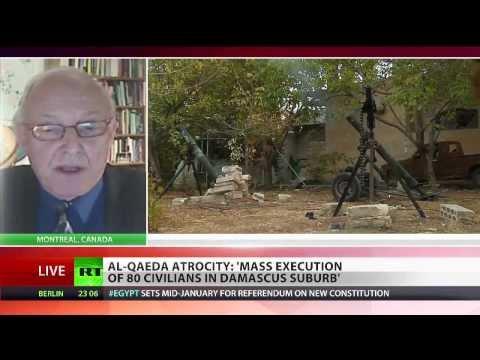 Professor Michel Chossudovsky exclusive RT TV interview