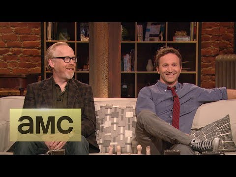 Adam Savage and Breckin Meyer on the Governor: Talking Dead