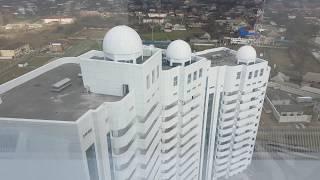 Шали Сити вид с крыши 2017г