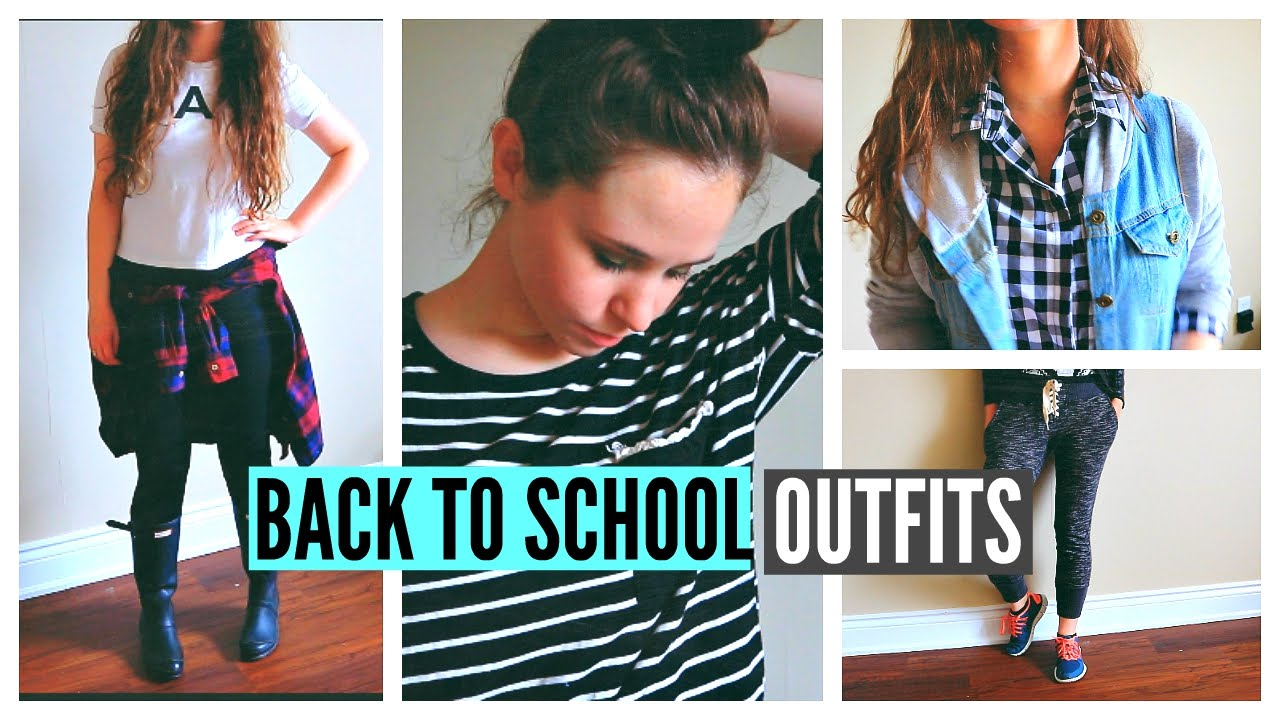 7a374d8c61d Back To School Outfits 2015   Outfit Ideas for High School and ...