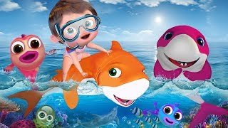  Baby Shark , The Wheels on the Bus , Johny Johny Yes Papa ,Twinkle Twinkle Little Star , ABC Song