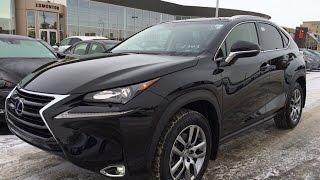New Black 2015 Lexus NX 200t AWD Premium Review