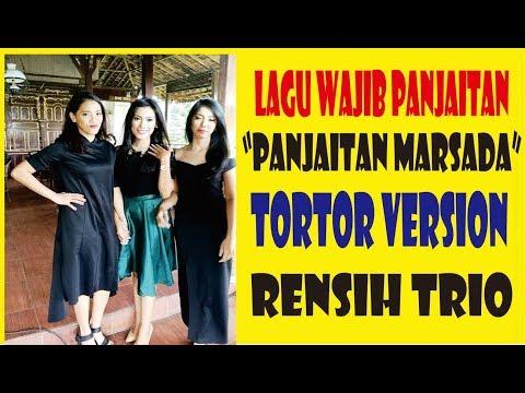 Lagu wajib Panjaitan: Panjaitan Marsada (Tortor Version) - Rensih Trio