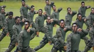 Korean Military Knife Training - COD Black Ops Remix
