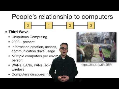 Intro to Ubiquitous Computing